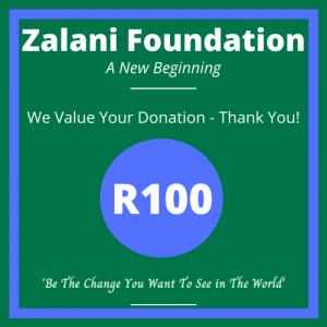 R100 Donation