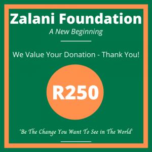 R250 Donation