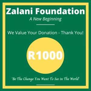 R1000 Donation